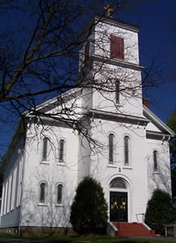 Sacred Heart Perkinsville NY - Click for Google map & directions